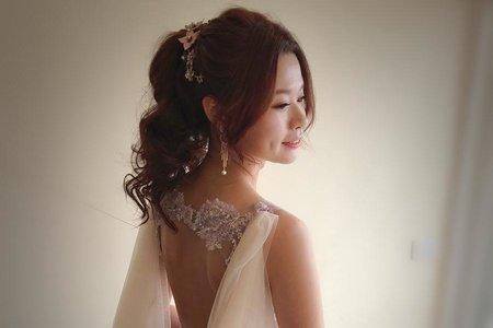 ~NEW~女神高馬尾+浪漫公主頭1/20美伶