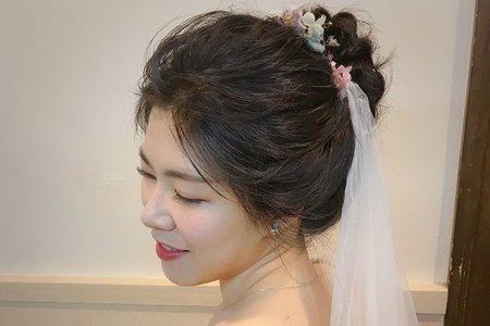 ~NEW~浪漫仙氣高盤髮3/9于盈