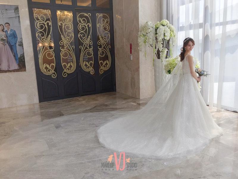 新秘,白紗,新娘造型