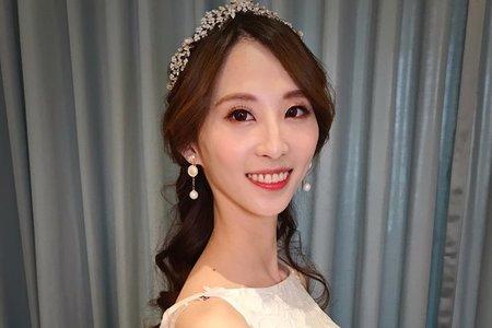 ~NEW~經典龍鳳掛+女神高馬尾3/31云妤