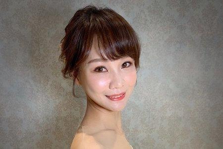 ~NEW~典雅盤髮+氣質名媛風9/8馨元