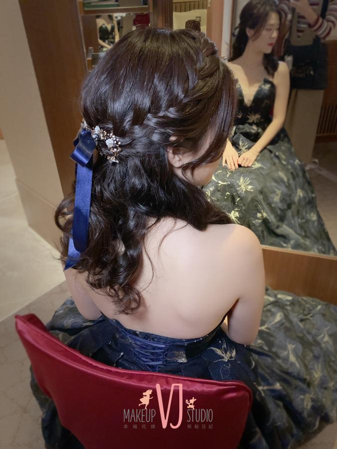 新秘,妝髮,鏡子,梳妝台