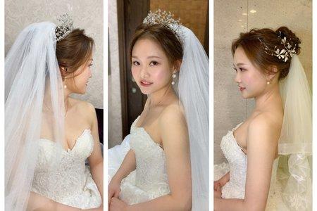 ~NEW~韓式甜美公主+俏麗名媛高馬尾1/18欣穎