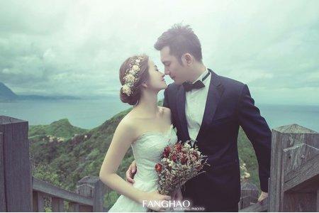 婚紗精選*花朵影像製作