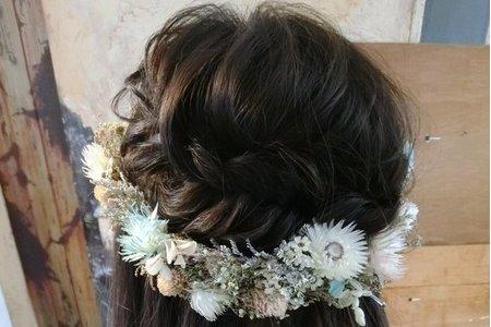 Bride儷尹/小清新甜美