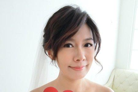 Bride Rebecca/清新自然