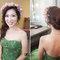 【bride】好評滿滿的典雅氣質新娘造型