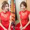 【bride】雋永經典的訂結婚新娘髮型 囍宴軒新板館 新娘音潔(編號:506580)