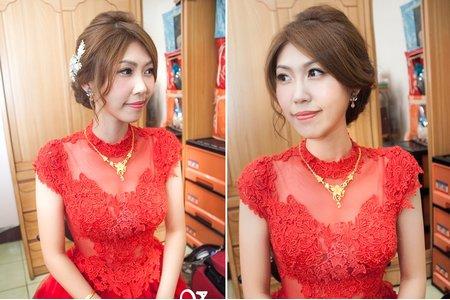 【bride】雋永經典的訂結婚新娘髮型 囍宴軒新板館 新娘音潔