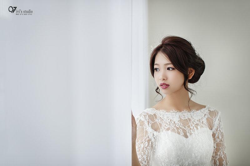 結婚晚宴新娘秘書作品
