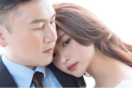 【自助婚紗】台北婚紗 優雅生動的超浪漫婚紗 婚攝李蒞