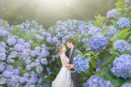 【浪漫鮮花造型】堅持手作的溫度!最搶眼的鮮花新娘髮型
