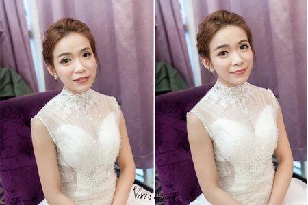 [ 新娘髮型 ] 每一次進場都是焦點!萬種風情的多變婚禮造型