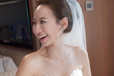 婚禮現場 | 新娘造型