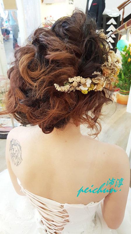 新娘~函(編號:190482) - 新秘沛淳hair & make up - 結婚吧