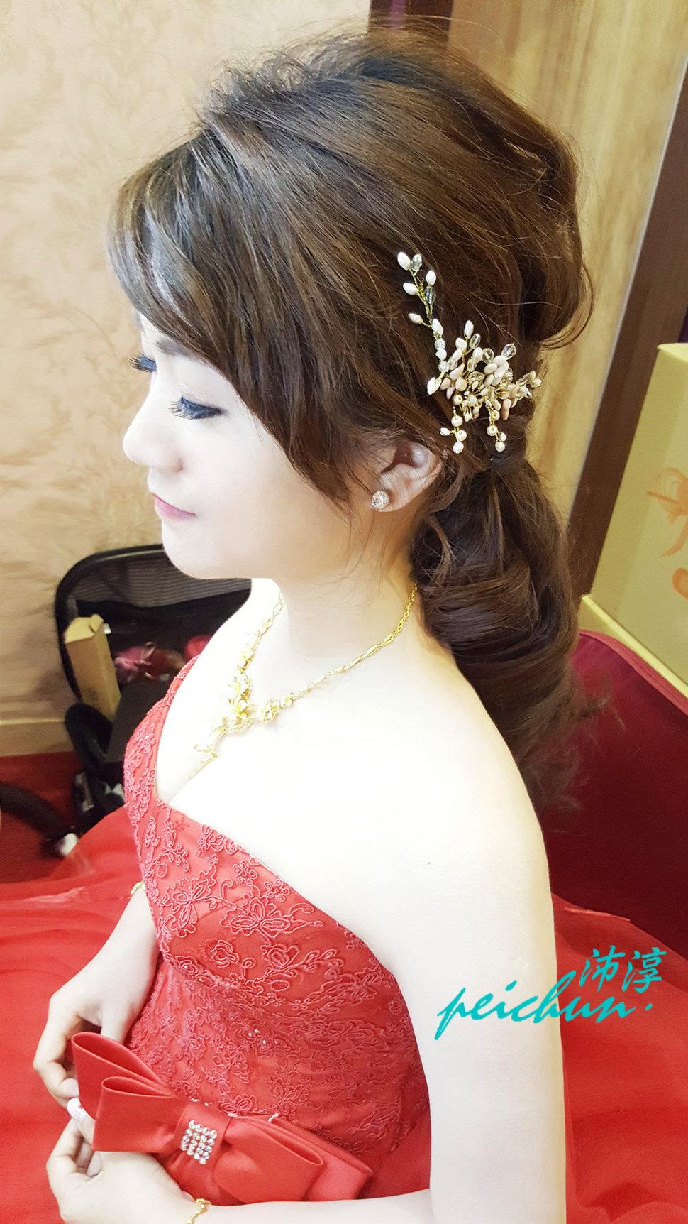 12 - 新秘沛淳hair & make up - 結婚吧