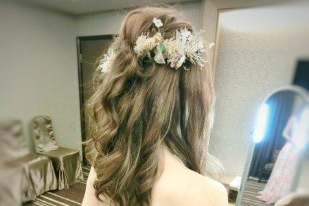 浪漫公主.乾燥花
