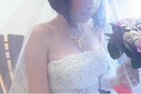 Bride 沛溱 俏麗短髮新娘