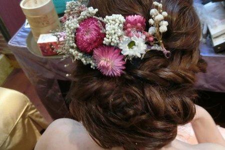 Bride 米娜