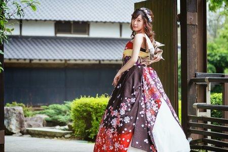 和服婚紗/日式婚紗租借