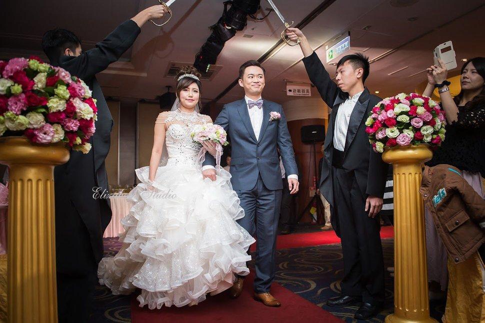(編號:193541) - 若言新娘秘書韓式妝髮 - 結婚吧