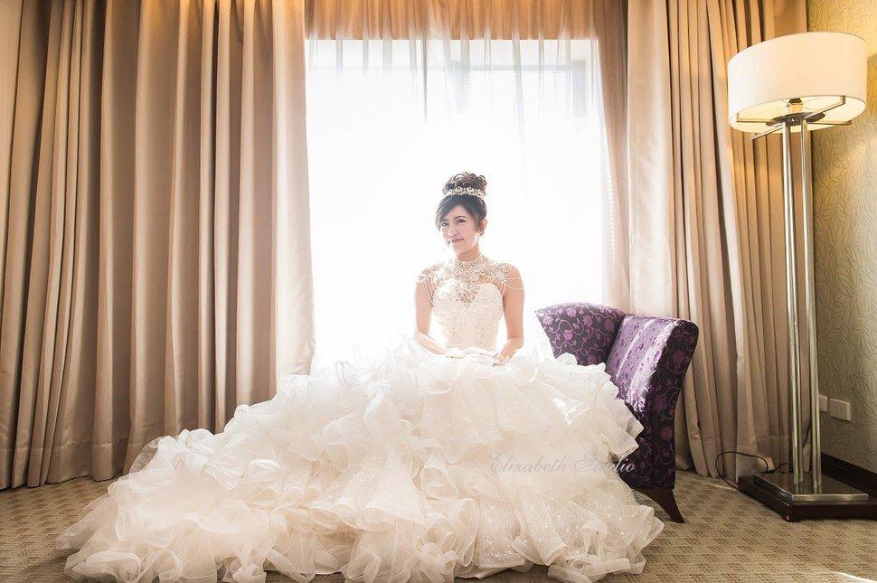 (編號:193547) - 若言新娘祕書韓式妝髮/新秘教學創意團隊 - 結婚吧