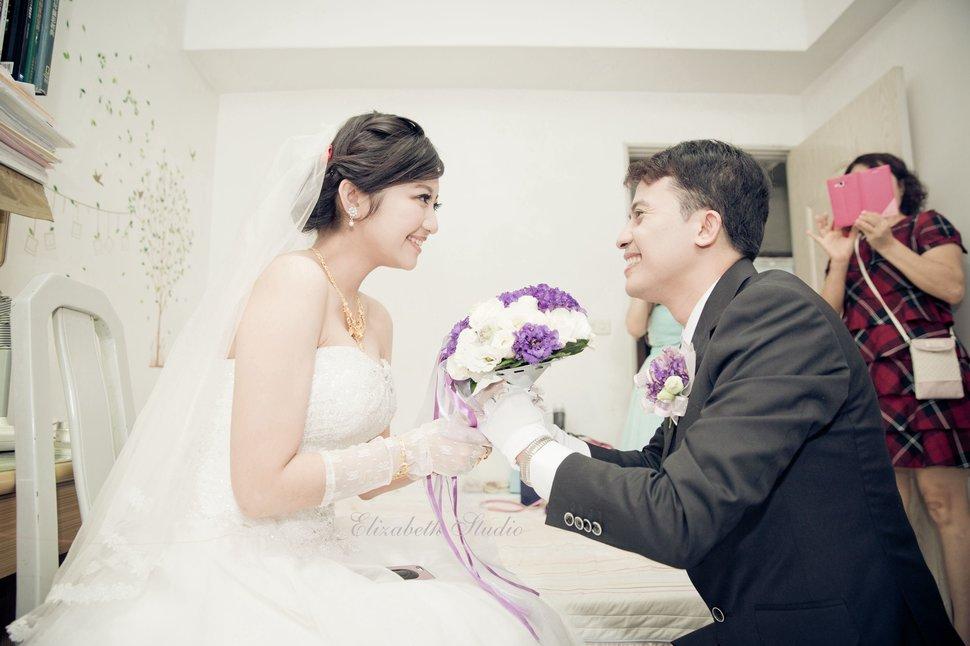 新娘韋韋結婚宴(編號:193653) - 若言新娘秘書韓式妝髮 - 結婚吧