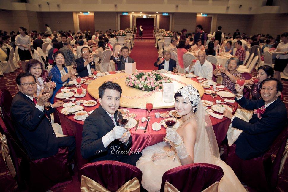 新娘韋韋結婚宴(編號:193654) - 若言新娘秘書韓式妝髮 - 結婚吧