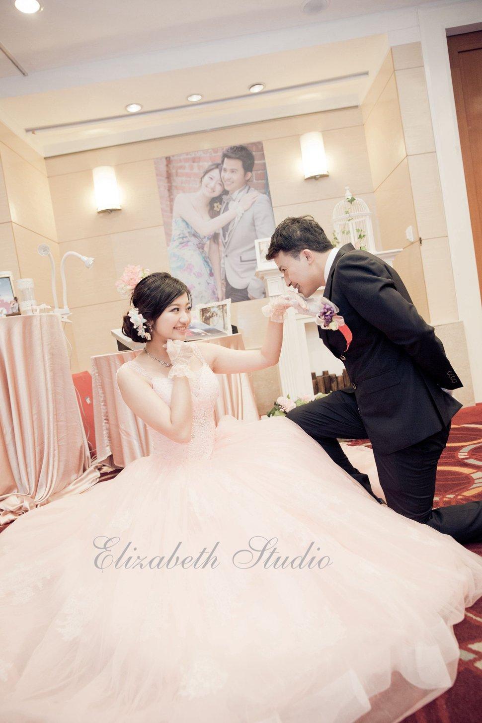 新娘韋韋結婚宴(編號:193664) - 若言新娘秘書韓式妝髮 - 結婚吧