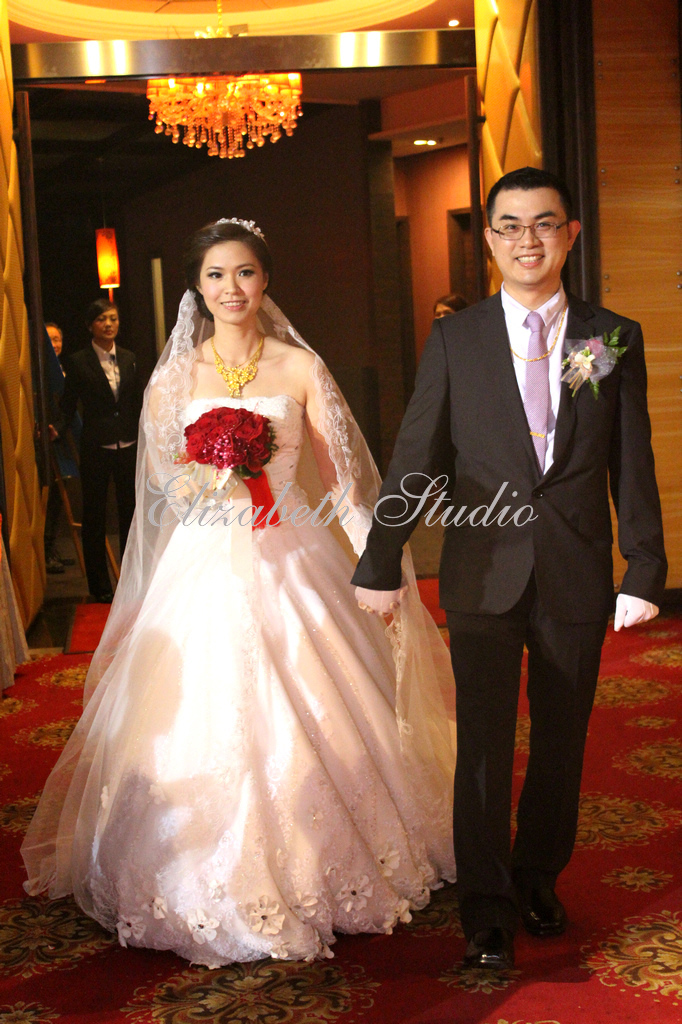 新娘靜宜婚宴(編號:193704) - 若言新娘秘書韓式妝髮 - 結婚吧