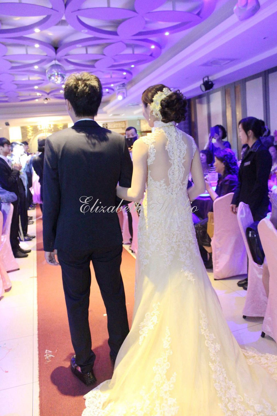 新娘小旻婚宴(編號:193729) - 若言新娘秘書韓式妝髮 - 結婚吧