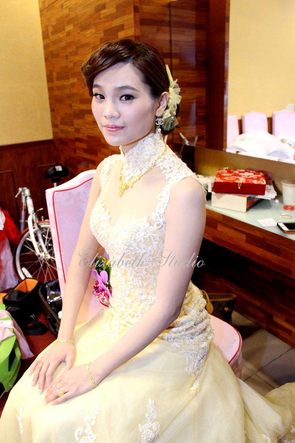 (編號:193730) - 若言新娘秘書韓式妝髮 - 結婚吧