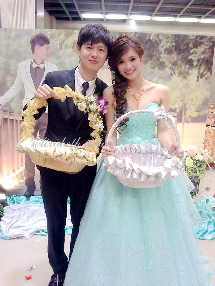 新娘小旻婚宴(編號:193734) - 若言新娘秘書韓式妝髮 - 結婚吧