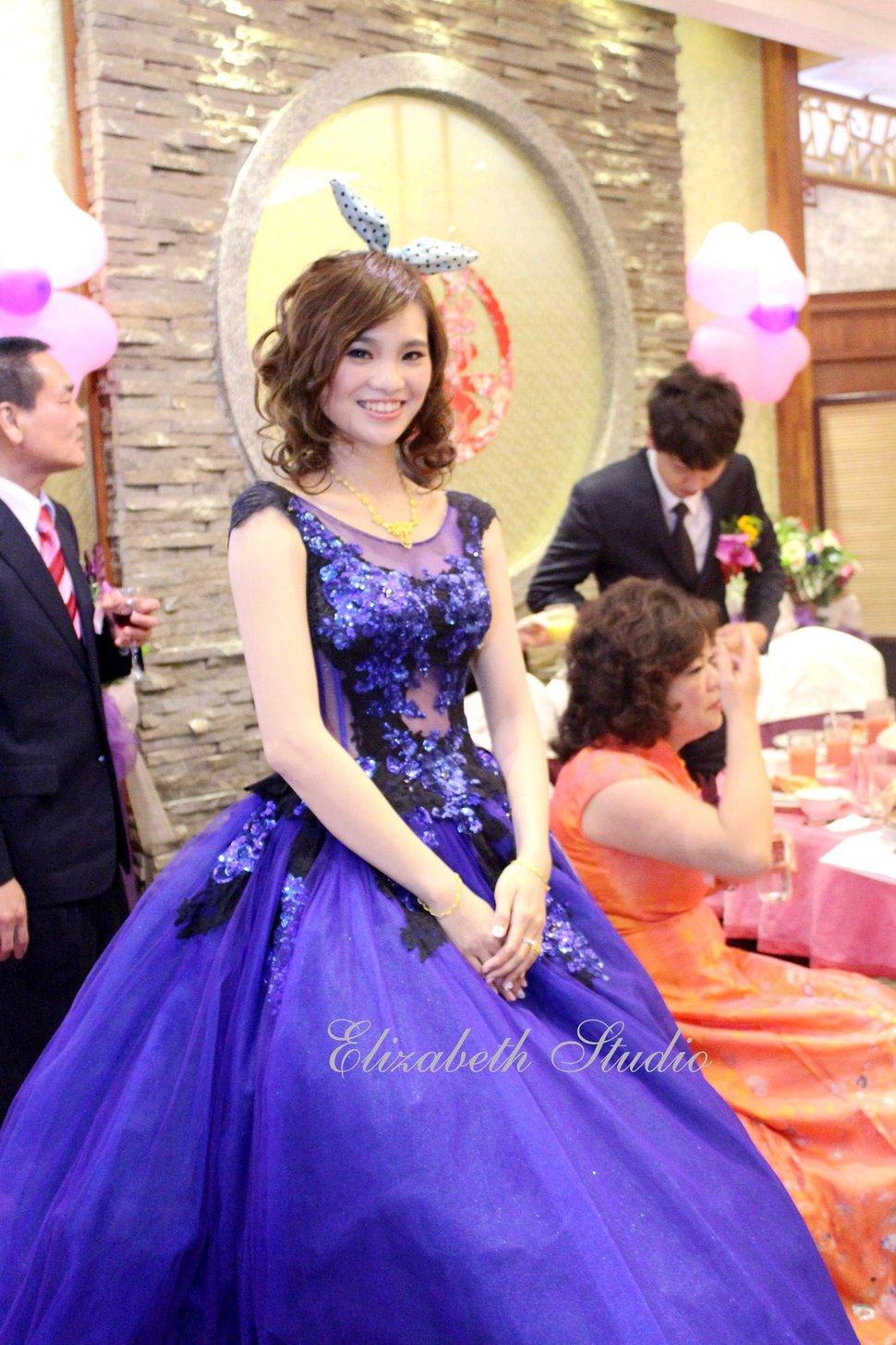 (編號:193735) - 若言新娘秘書韓式妝髮 - 結婚吧