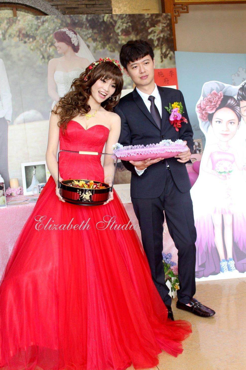 (編號:193737) - 若言新娘秘書韓式妝髮 - 結婚吧一站式婚禮服務平台