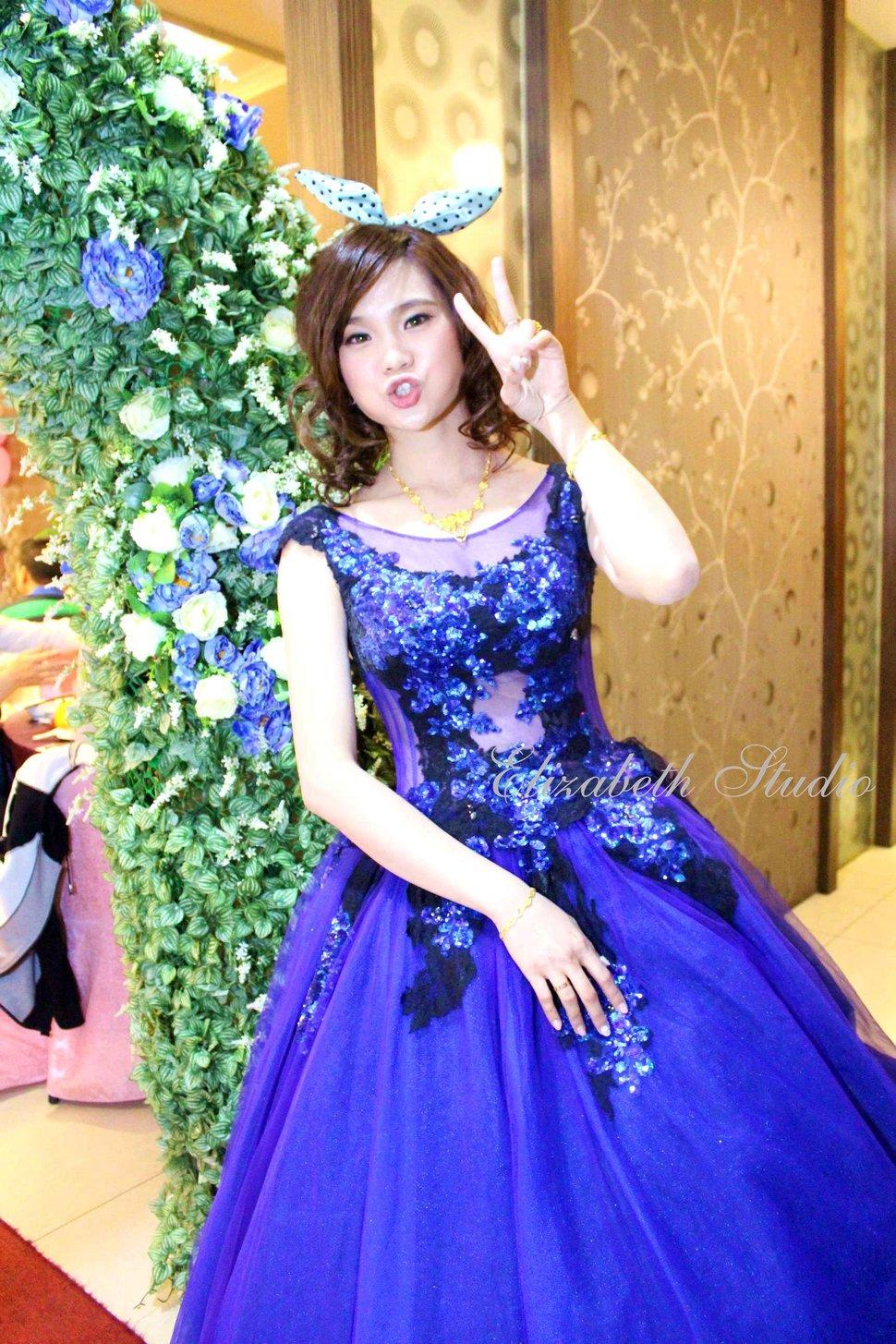 新娘小旻婚宴(編號:193741) - 若言新娘秘書韓式妝髮 - 結婚吧