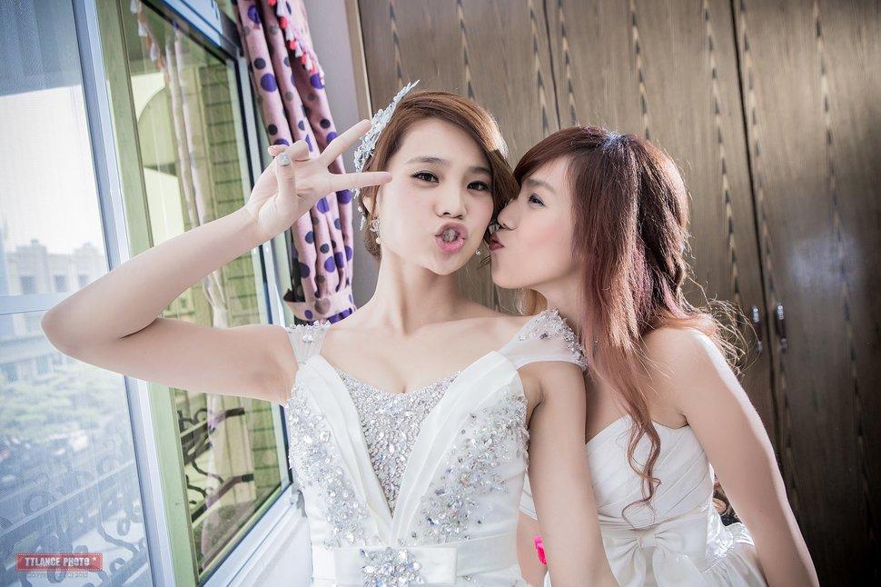 新娘小旻婚宴(編號:193777) - 若言新娘秘書韓式妝髮 - 結婚吧