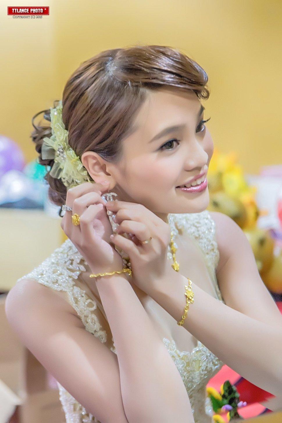 (編號:193778) - 若言新娘秘書韓式妝髮 - 結婚吧一站式婚禮服務平台