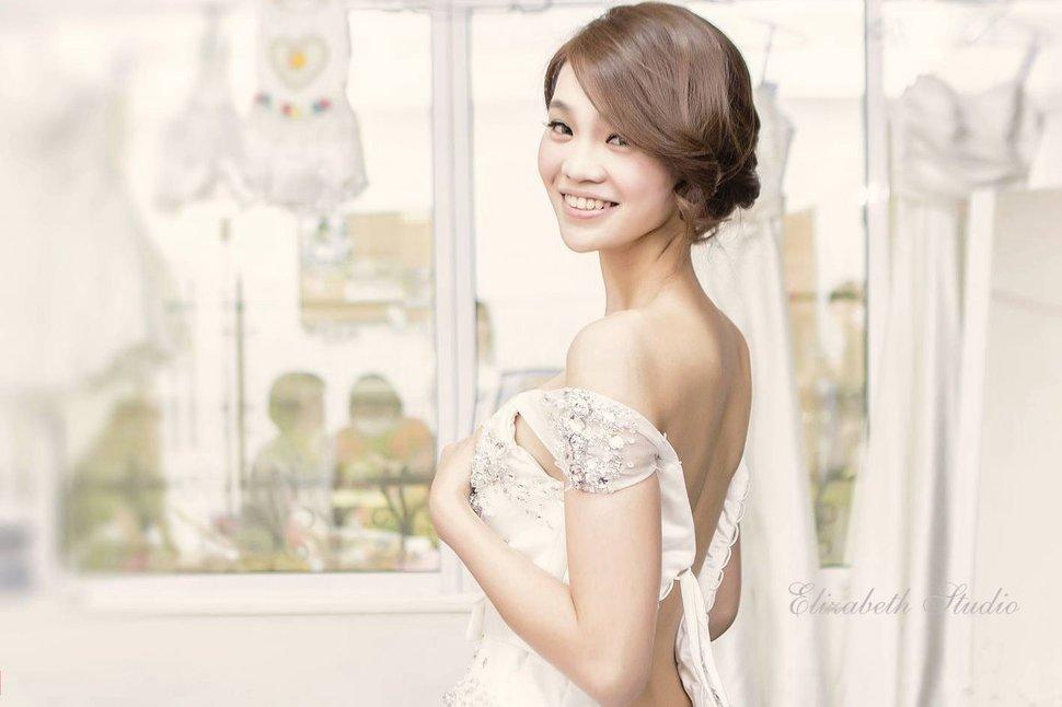 新娘小旻婚宴(編號:193783) - 若言新娘秘書韓式妝髮 - 結婚吧