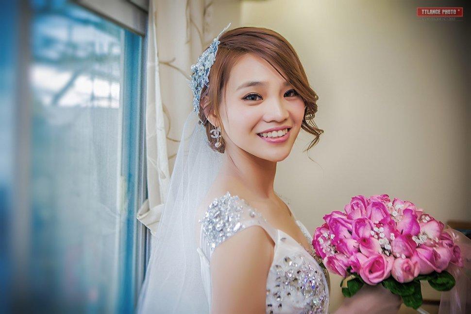 南臺灣新娘秘書韓式(噴槍)新秘團隊(編號:194385) - 若言造型團隊-噴槍底妝/陶瓷妝感 - 結婚吧