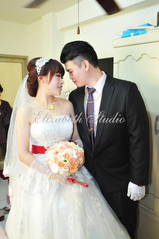 南臺灣新娘秘書韓式(噴槍)新秘團隊(編號:194441) - 若言新娘秘書韓式妝髮 - 結婚吧