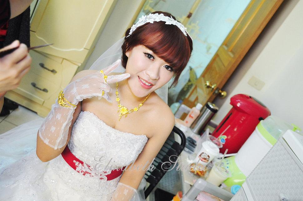 南臺灣新娘秘書韓式(噴槍)新秘團隊(編號:194443) - 若言新娘秘書韓式妝髮 - 結婚吧