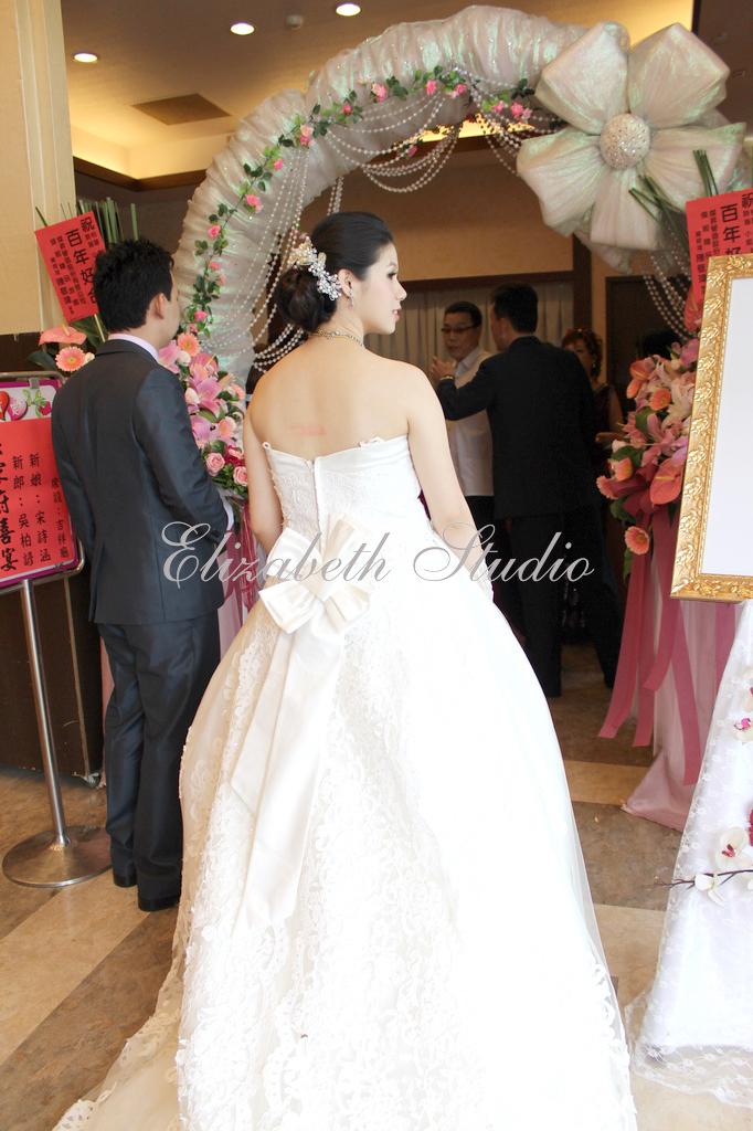 南臺灣新娘秘書韓式(噴槍)新秘團隊(編號:194468) - 若言新娘秘書韓式妝髮 - 結婚吧