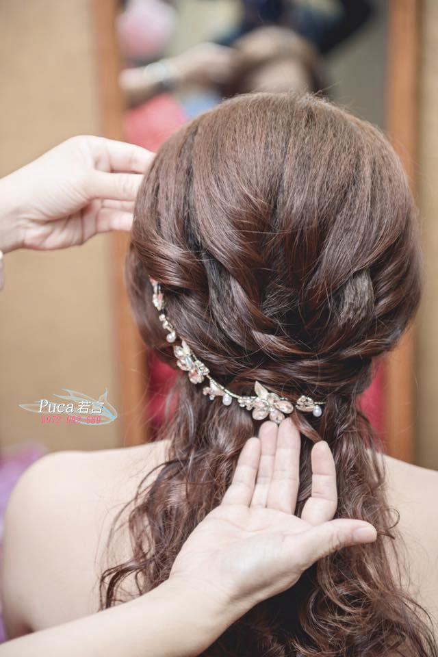 (編號:194473) - 若言新娘秘書韓式妝髮 - 結婚吧