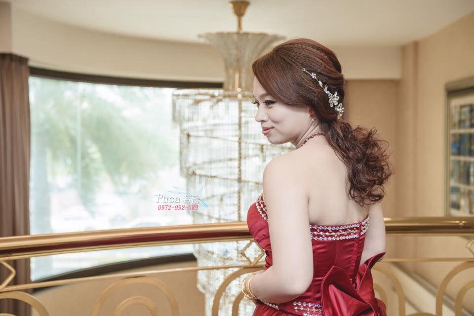 南臺灣新娘秘書韓式(噴槍)新秘團隊(編號:194475) - 若言新娘秘書韓式妝髮 - 結婚吧