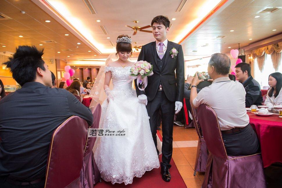 南臺灣新娘秘書韓式(噴槍)新秘團隊(編號:194494) - 若言新娘秘書韓式妝髮 - 結婚吧