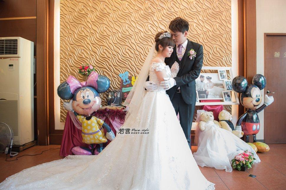 南臺灣新娘秘書韓式(噴槍)新秘團隊(編號:194496) - 若言造型團隊-噴槍底妝/陶瓷妝感 - 結婚吧