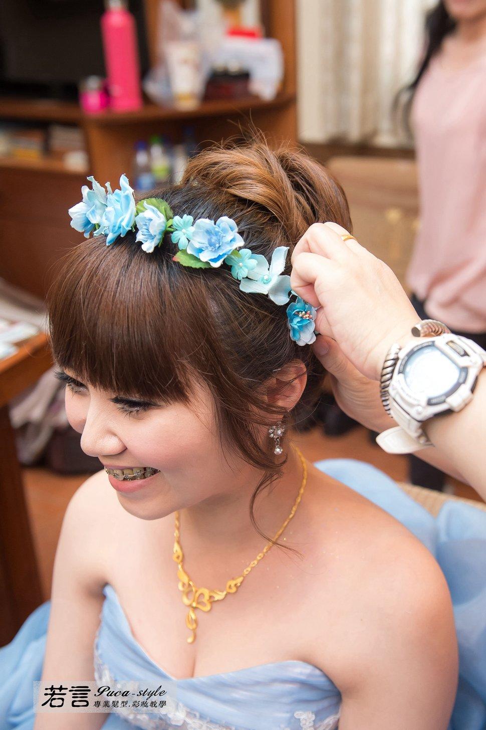 南臺灣新娘秘書韓式(噴槍)新秘團隊(編號:194499) - 若言新娘秘書韓式妝髮 - 結婚吧