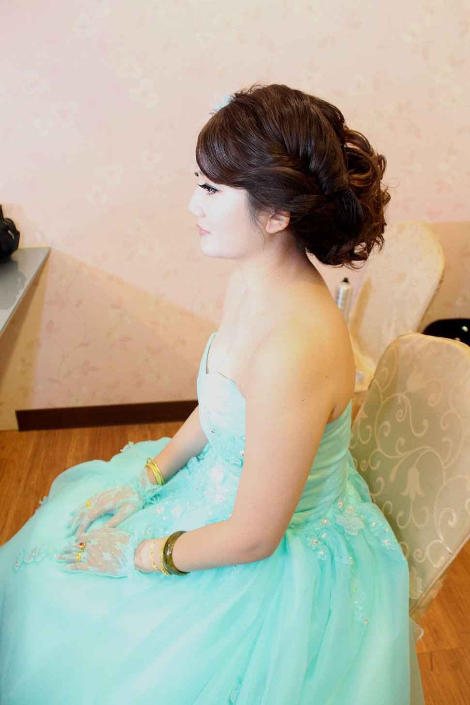 南臺灣新娘秘書韓式(噴槍)新秘團隊(編號:194521) - 若言新娘秘書韓式妝髮 - 結婚吧