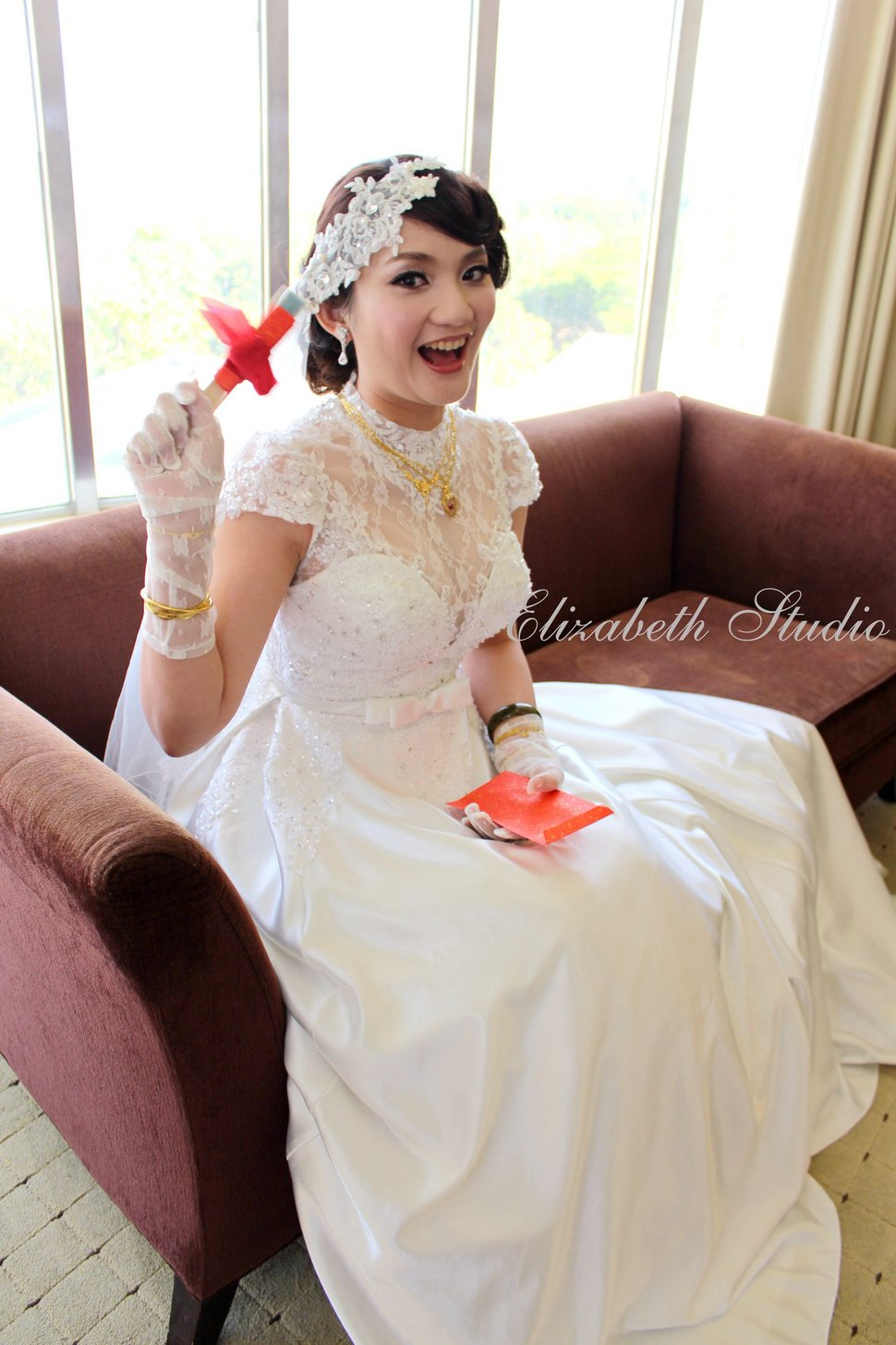 南臺灣新娘秘書韓式(噴槍)新秘團隊(編號:194522) - 若言新娘秘書韓式妝髮 - 結婚吧